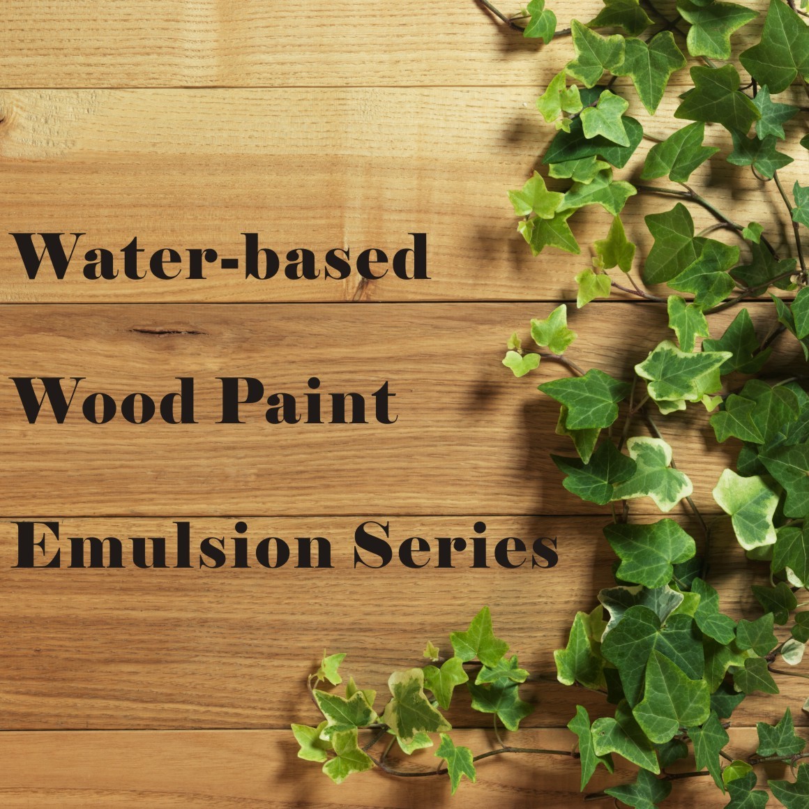 JN AA-3410b Water-based Wood Paint Emulsion